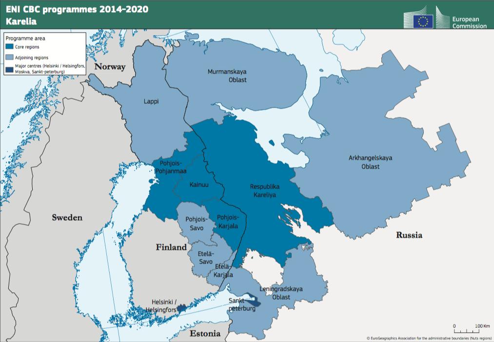 Karelia ENI CBC Programme 2014-2020