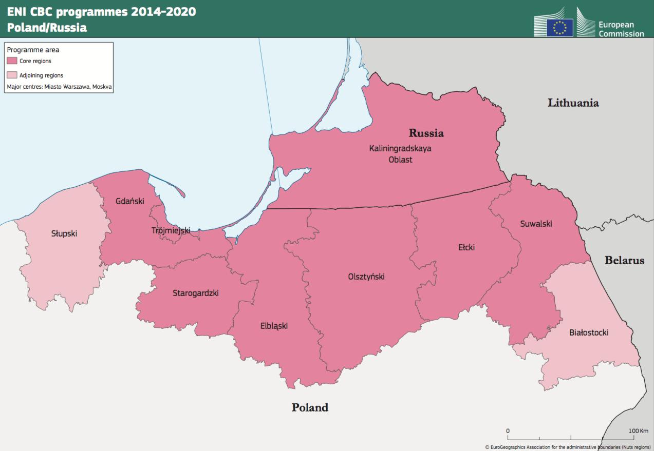 Poland-Russia ENI CBC Programme 2014-2020