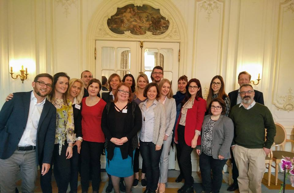 Network Meeting of ENI CBC Communication Managers 2018