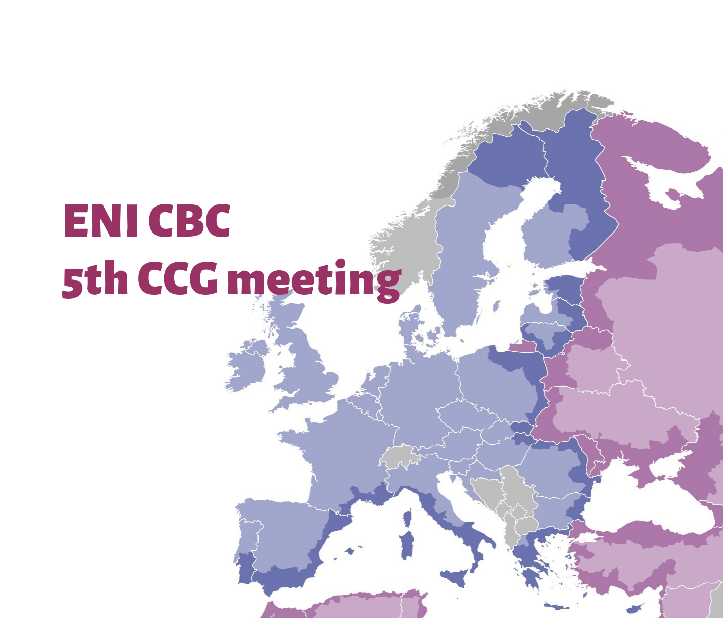 5th meeting of the Consultation and Coordination Group of ENI CBC programmes